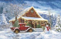 Country Store Christmas