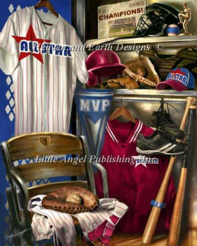 Hometown Hero Baseball Material Pack