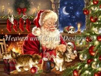 Kitten Christmas Material Pack