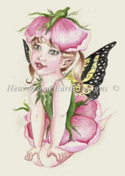 Baby Rose Fairy Material Pack