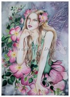 The Wild Rose Fairy