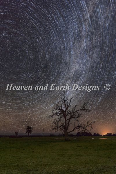 Capel Star Trails Material Pack