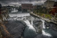 Spokane Washington Material Pack