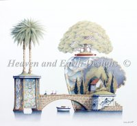 Gardens Of The Fitchetti Continis Material Pack