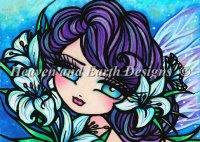 Easter Lily Fairy HLD