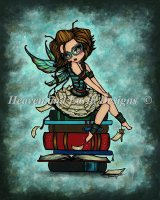 Library Fairy HD NO BK