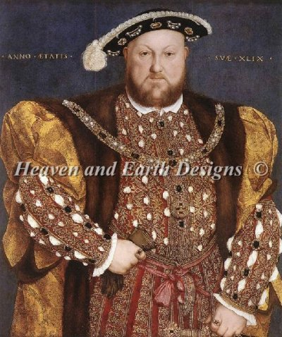 King Henry The VIII