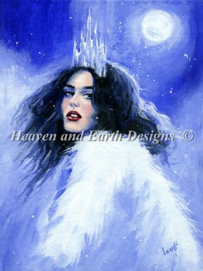 Dark Snow Queen