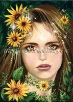 Sunflower Faerie