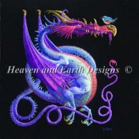 Purple Dragon NO BK Material Pack