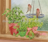 Herb Windowsill Material Pack