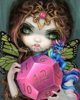 12 Sided Dice Fairy