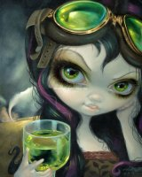 Absinthe Goggles Material Pack