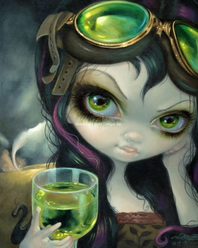 Absinthe Goggles