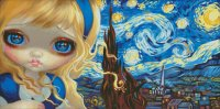 Alice In The Starry Night