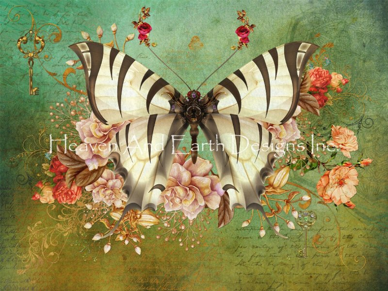 Butterfly Kisses JDGM - Click Image to Close