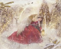 Limited Edition Artist of the Month - Christmas Angel