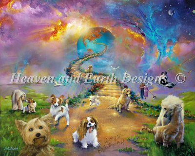 All Dogs Go To Heaven Two Material Pack