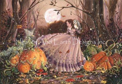 Autumn Faery Witch Max Colors