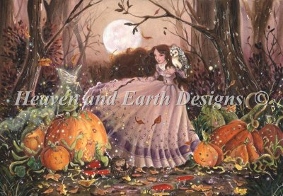 Autumn Faery Witch