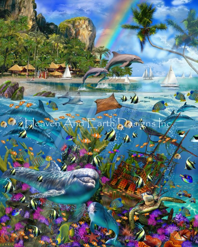 Tropical Treasures - Click Image to Close