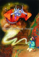 Aladdin and The Genie of The Lamp