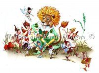 Dandelion and Faeries