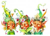 Elves in Fancy Hats