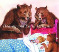 Goldilocks Asleep