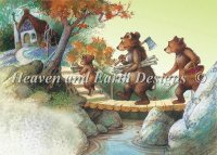 Goldilocks 3 Bears
