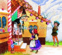 Hansel and Gretel and Witch