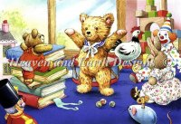 In the Toy Shop