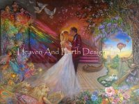 Supersized Fairy Wedding Material Pack