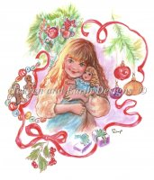 Little Girls Christmas