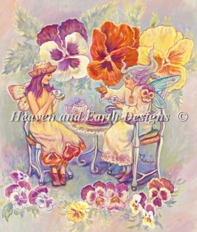 Pansy Fairies
