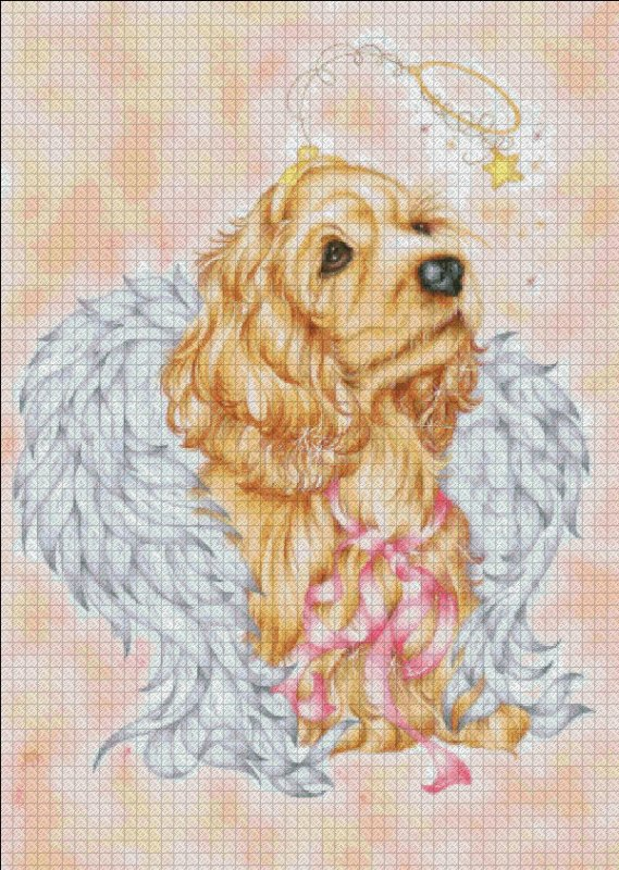 Angel Puppy - Click Image to Close