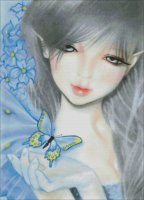 Forget Me Not Fairy