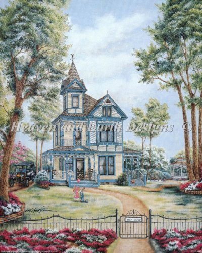 Brentwood Victorian Home