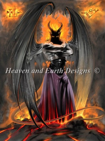 Lucifer Material Pack