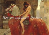 Lady Godiva Material Pack