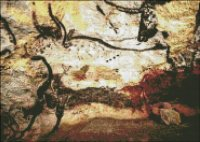 QS Wildlife - Ancient Stone Wall Painting