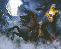 Sleepy Hollow No Skull