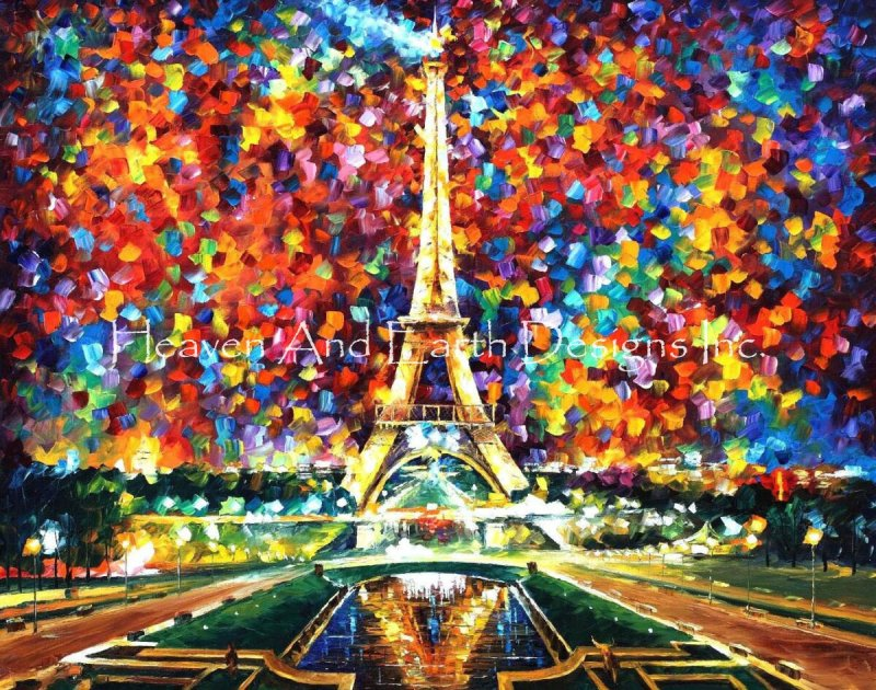 Paris Of My Dreams Max Colors - Click Image to Close