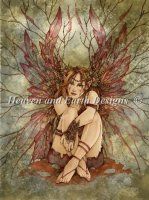 Faerie Red Wings
