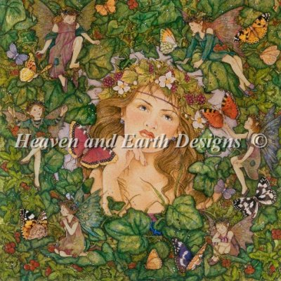 Fairies in the Ivy
