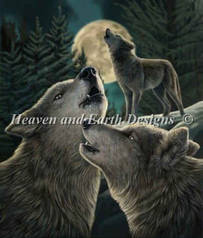 Wolf Song Material Pack