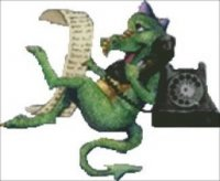 Phone Dragon