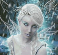 Winter Fairy Material Pack