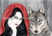 Red Riding Hood Material Pack