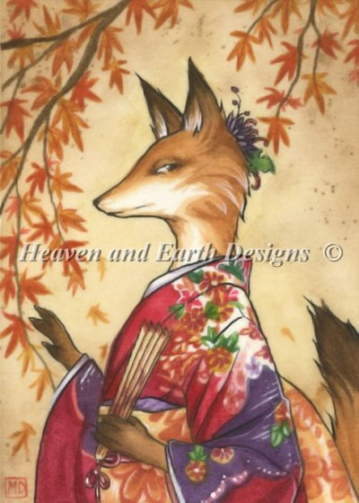 QS Maple Kitsune